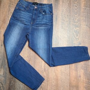 Kendall & Kyie kontour High rise jeans
